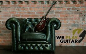 Guitar lessons for all ages and abilities.