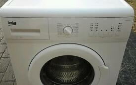 Beko washing machine in good working order. Can arrange delivery.