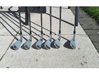 Cobra Flyz+ Forged Irons Set Used