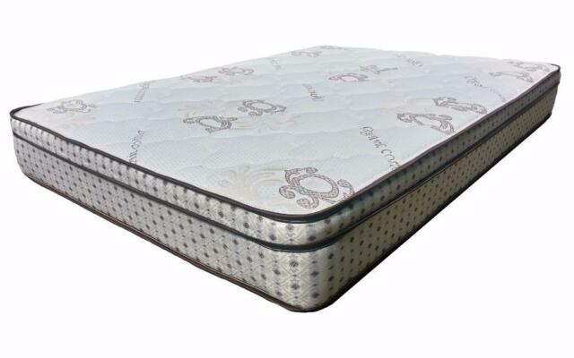 DELUXE QUEEN PLATFORM BEDS AND MATTRESSES FREE SAME DAY