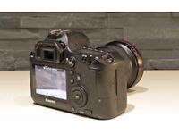Canon 6D - full frame, very good condition with box. Only body!