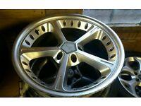 SPARE BMW AC SCHNITZER STYLE 19 INCH ALLOY WHEEL 3 SERIES E90 E92 RARE 8J ET35