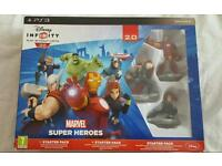 PS3 Marvel heroes game