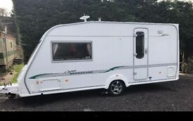 Swift Bessacarr Cameo 495 SL 2005 2/3 berth