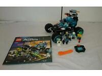 Lego Agents 70169
