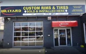 CHEAP NEW TIRES SOLD HERE! HILLYARD CUSTOM RIMS & TIRES - WHOLESALE TIRE DEALS