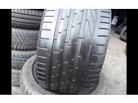 Part worn tyres/ summer tyres 255/35/19 / 255/30/19 ts tyres