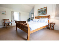 Nanquidno House - sleeps 7- Visit real Poldark country - Remote cottage