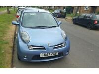 Nissan micra 6 months mot 12 months tax very good condition in and out