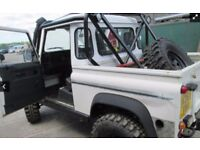 Defender 90 very good condition. Bought as toy for the weekends but my work life has taken over