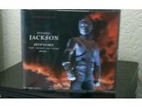 MICHAEL JACKSON..HISTORY THE GREATEST HITS..2 CDS BOX SET..NEW UNPLAYED.