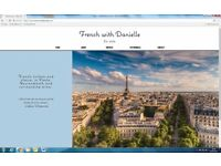 French tutoring Poole / French lessons Poole - French with Danielle