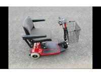 Sonic Pride 3 wheel mobility scooter