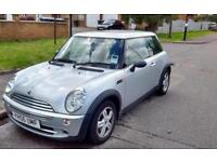 Mini one hatch low mileage