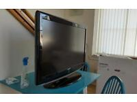 "Samsung 37"" HD tv"