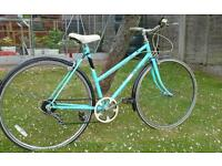 LADIES BSA SPORT TOWN BIKE, GOOD CONDITION