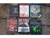Joblot mixed books