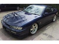 Nissan 200sx s14a 16v Turbo 1996 *sold*