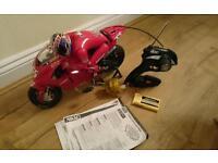 Rare Ducati radio controlled bike