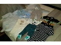 6-9 MONTH BABY BOY AUTUMN WINTER BUNDLE