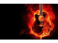 PROFESSIONAL GUITAR TUITION FOR ALL AGES AND ABILITIES