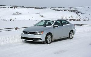 2006-2017 Volkswagon Jetta Snow Tire Packages starting at $648 - P 195/65/15, P 205/55/16 and P 225/45/17 Winter Tires