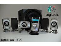 Logitech Z-5500 Digital Speaker System (5.1)