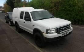 Ford ranger 2006 2.5td £1495 o.n.o