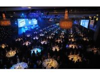 Conference & Banqueting Waiter/ Waitress (Casual Basis)