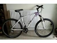 Trek 4300 girls/ladies aluminium mountain bike