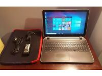 "HP Pavilion 15 - AMD Quad-Core A10, 8GB, 1.5TB, Touchscreen, Beats Audio, 15.6"" Gaming Laptop"
