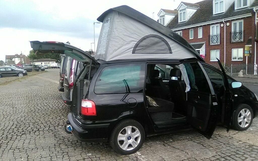 Ford Galaxy Camper Conversion >> Ford Galaxy Ghia Campervan Conversion In Gorleston Norfolk Gumtree