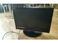 "MATSUI - 21"" TV, with CD player"