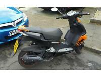 Peugeot 125 speedfight 125 darkstar