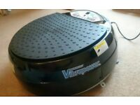 Vibrodisk for sale. Never used, cost £200. No DVD.