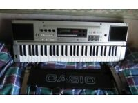 Casio ct 700 mains keyboard and stand