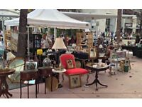 Antique market, vintage clothing, stallholders wanted, central Brighton
