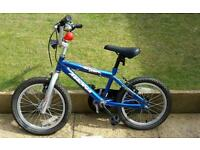 Small boys bike. Magna from Toysrus. Good condition.