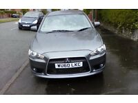 Mitsubishi lancer 2010 diesel sale or swap for small van