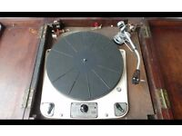 Garrard 301 turntable - schedule 1 original condition With SME 3009