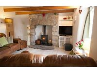 Rose Cottage - Dog Friendly - St.Ives Bay - Sleeps 6 - September Avaiability