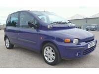 Fiat Multipla JTD diesel