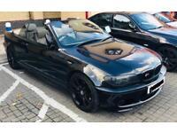 BMW 325CI M SPORT CONVERTIBLE FACELIFT MOT