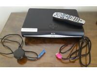 Sky box + remote control