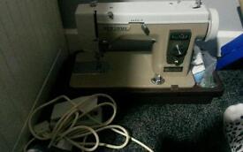 new home semi indutrial sewing machine
