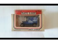 Everton F.C. Model Van division one champions 1986/7