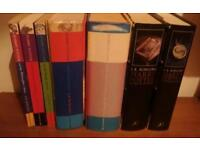 All 7 Harry Potter books