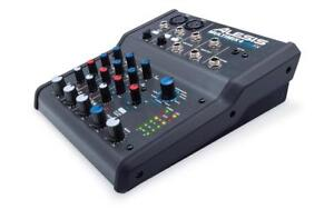 Alesis MultiMix 4 USB FX 4-Channel Mixer w/Effects & USB Audio Interface