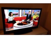 Toshiba 40 inch Lcd hd tv with built in Freeview