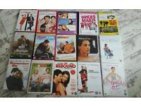 Huge lot of chick flick DVD'S girly films all original and in boxes